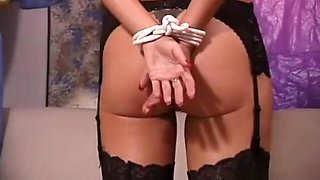 Secretary Bondage 5 Liz.mp4