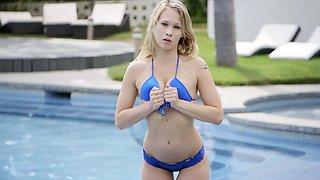 BLACKED Two BBC and a Pretty Blonde Teen Dakota James