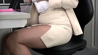 Crazy Japanese slut in Best Big Tits, Office JAV video