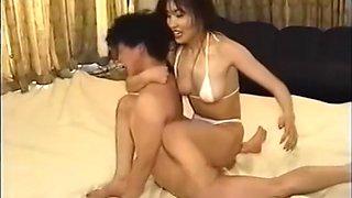 Japanese mixed wrestling BC-03
