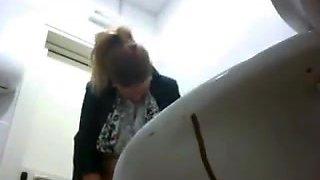 Hidden cam in toilet - 11