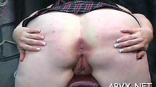 amateur pussy toy bondage extreme