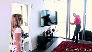 My playfellows teen wife Faking Out Your Father