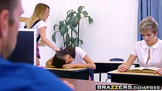 brazzers - big tits at school - a big titted bully scene sta