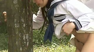 Outdoor School Girl Day Fuck Exposure