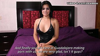 Laura in First Time Video - SexMex