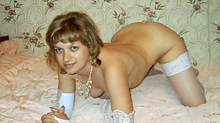 Real Life Brides Nice and Naughty!