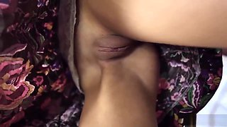 Insanely hot girl solo upskirt pussy and ass