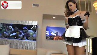 Chenel Preston Latex Maid