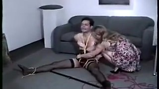 Male bondage mania