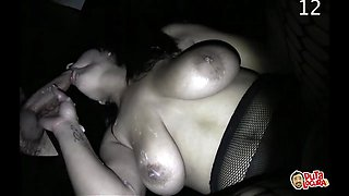 Katia is a hot busty brunette that loves to suck and fuck