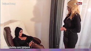 My Dirty Hobby - Hot assistant eats out her boss