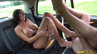 car sex at its best!