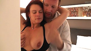 me and my favorite lover, hubby was filming