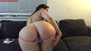 Cuban big booty twerking Valerie Kay