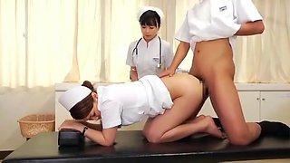 Best Japanese model Kiyoha Himekawa, Rina Fukada, Imai Natsumi in Incredible Anal, Nurse JAV clip