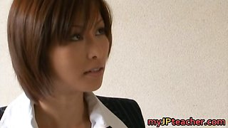 Akari Asahina Hot Japanese teacher part6
