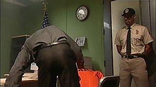 prison guard prisoner subject dominates