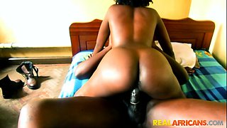 African pussy fucked good