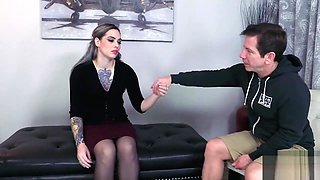 Therapist Ass Fucks Patient -Taurus & Laz Fyre TABOO