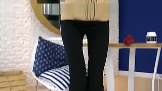 Sexy pirate Xo speculum deep insertion & belly bulge Hotkinkyjo