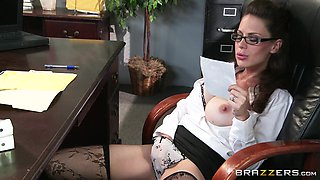 Seductive Teacher Playing Dirty