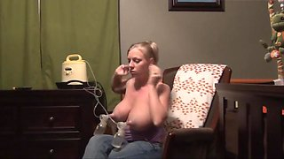Breast milk pumping. AGAIN