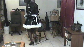 Mistress and her Sissy Maid