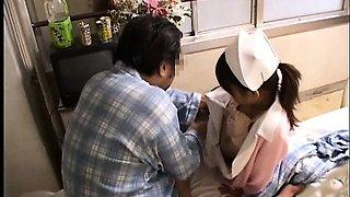Asian Lady Nurse Voyeur Sex