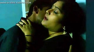 bbw telungu aunty having sex with skinny boy