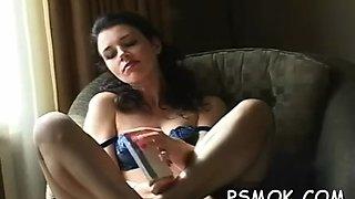 busty slut pussy play naked segment 2