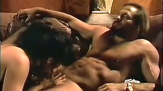 Gorgeous bronze skin brunette gives sensual erotic massage