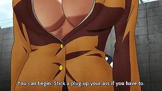 Prison School (Kangoku Gakuen) anime uncensored #3 (2015)