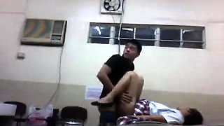 Chinese preety girl on cam
