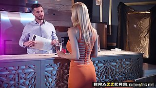 Brazzers - Mommy Got Boobs -  The Big Stiff s
