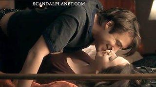 Kat Dennings Sexy Scene on SCANDALPLANET.COM