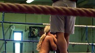 Pussy loving babes wrestling sensually