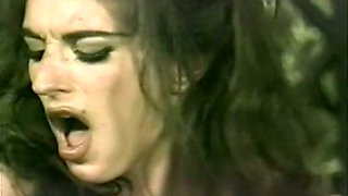 Lesbian hardcore orgy action with hot French college girls