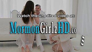 Bj loving mormon spunked