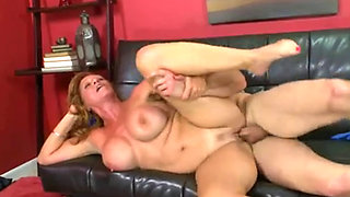 Young meat for horny granny